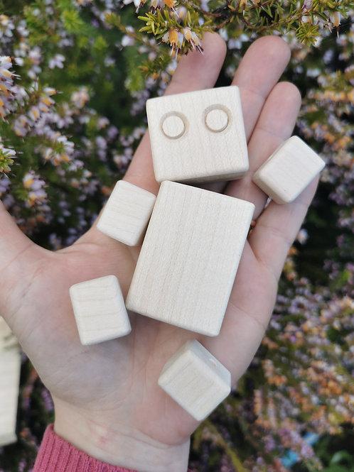 DIY Mini Block Bot (Sycamore)