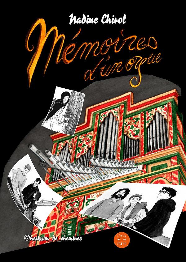 Mémoires d'un orgue