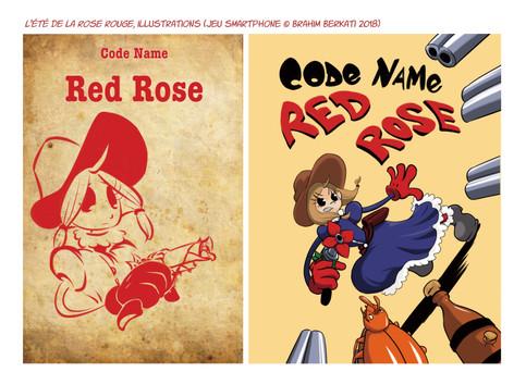 Code Name: Red Rose