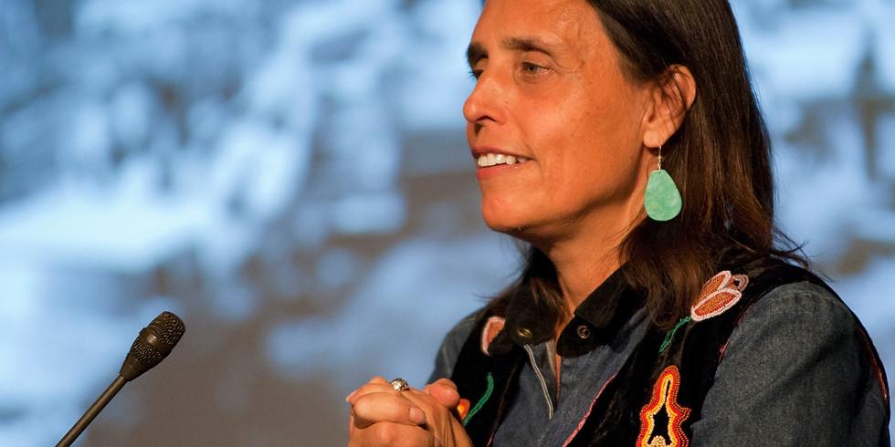 Winona LaDuke, Native American Environmentalist –Political Activist