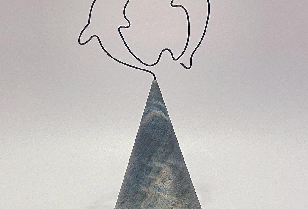i-cône coeur dauphins