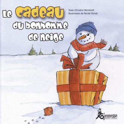 Le cadeau du bonhomme de neige