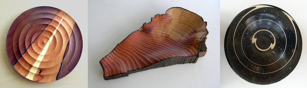 sculptures et tournages bois