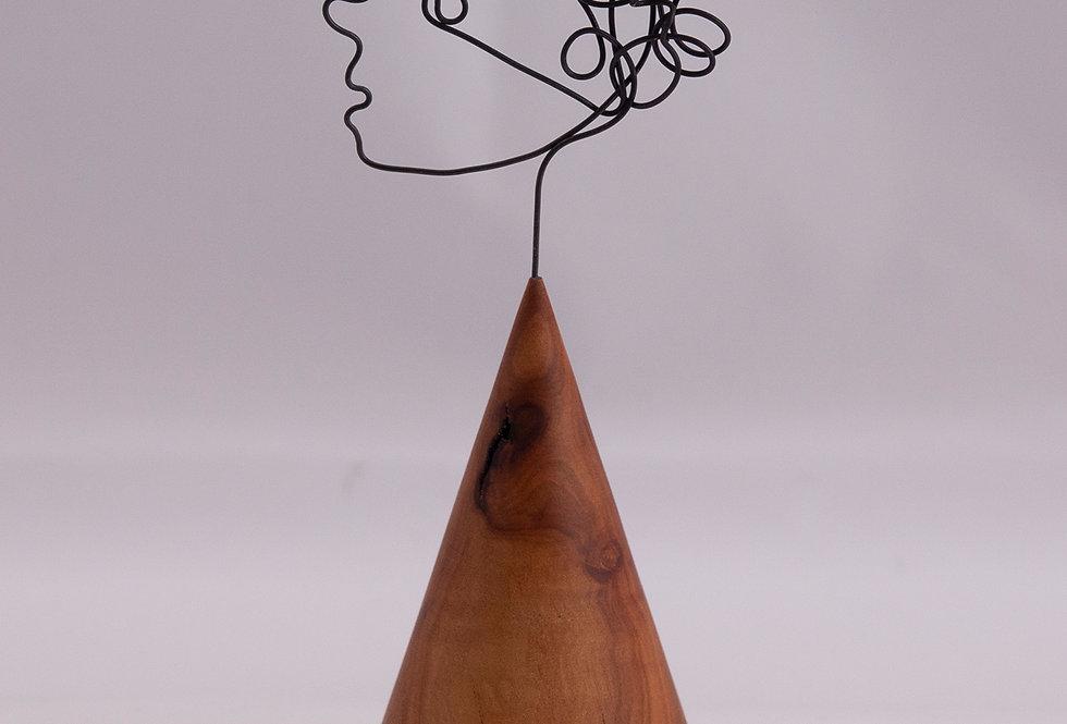 i-cône portrait
