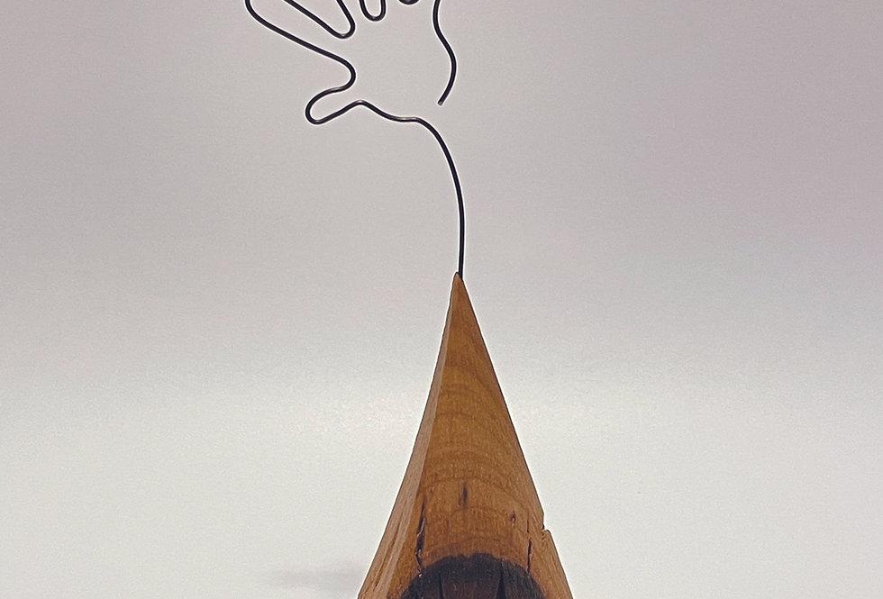 i-cône main