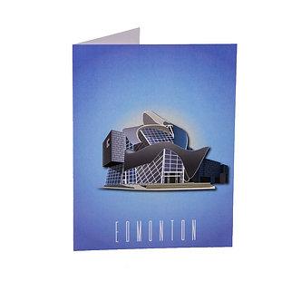 Alberta Art Gallery card