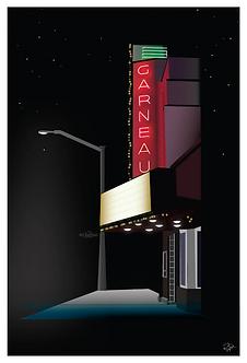Postcard - 4x6 - Garneau Theatre