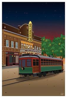 Postcard - 4x6 - Capitol Theatre