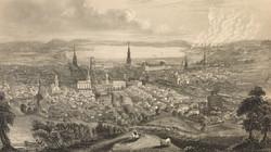 Syracuse Historic View