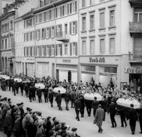 Vor 60 Jahren: Das Lawinenunglück am 10. Februar 1961 in Lenzerheide