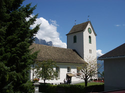 Obstalden Kirche