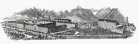Tuchfabrik Hefti Hätzingen