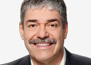 Felix Blumer - Meteorologist of the Swiss Radio and Television