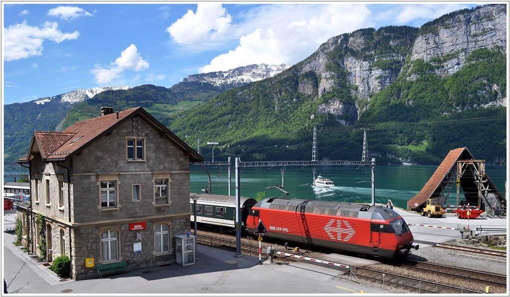 Mühlehorn_Railway_Station