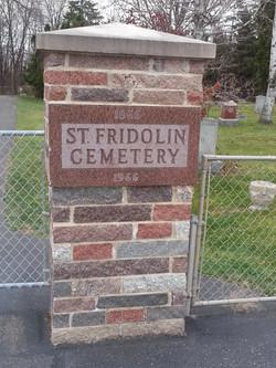 St Fridolin Cemetery New Schwanden