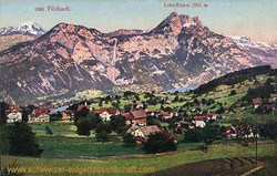 Filzbach about 1910