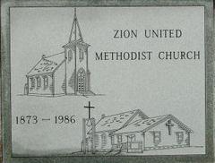 Beresford Zion United Methodist Church K