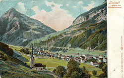 Linthal about 1900