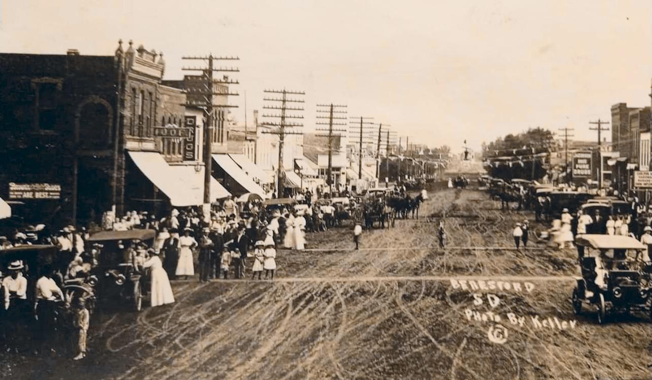 Beresford 1910