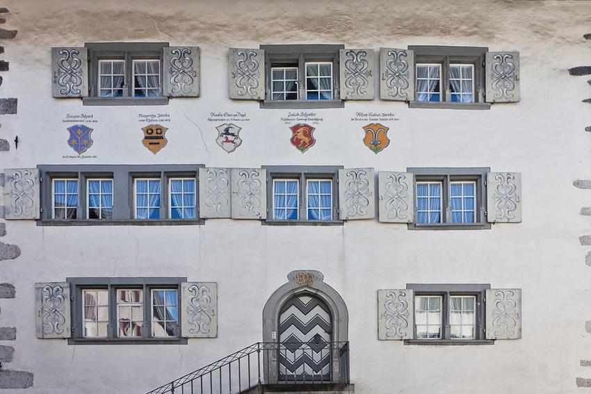 Mollis Zwicki House Front
