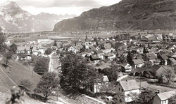 Niederurnen about 1965