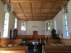 Luchsingen Church Altar