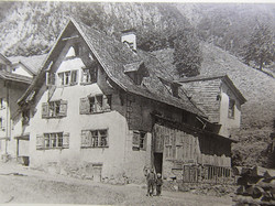 Suworow House in Riedern 1920