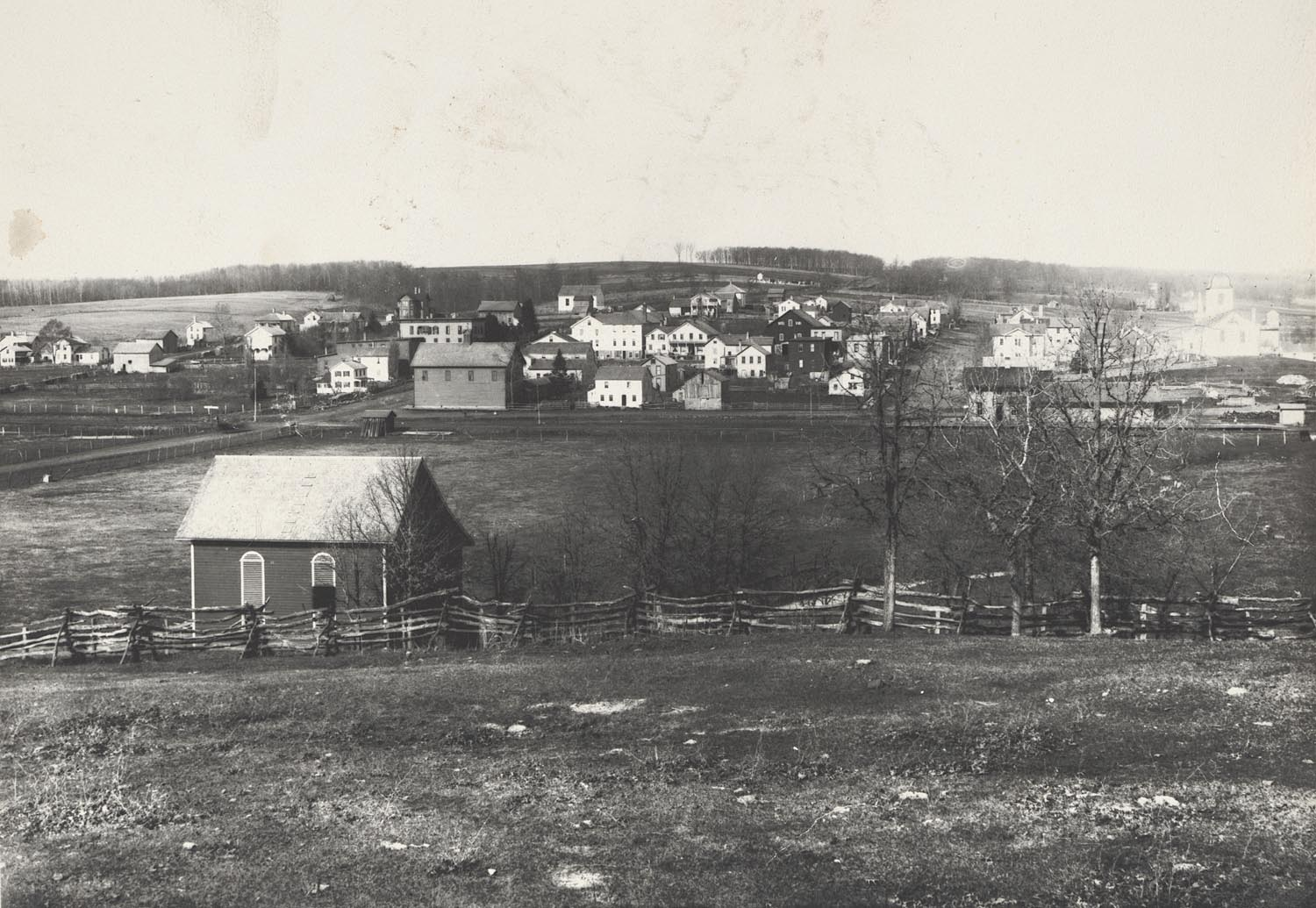 New Glarus View 1895