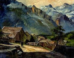 Riedern by August Herzog