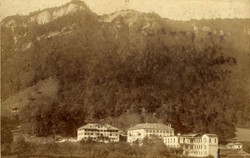 Bad Stachelberg about 1920
