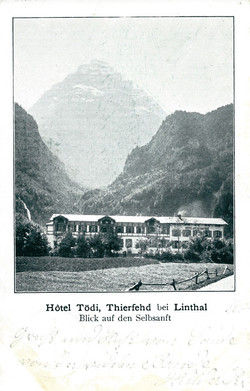 Linthal Thierfehd about 1900#