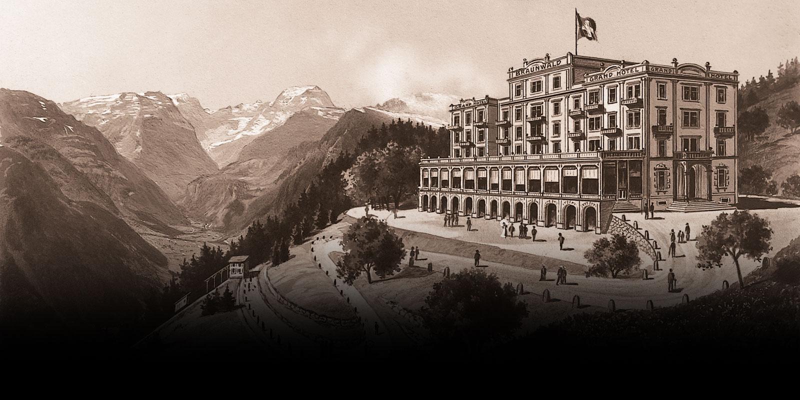 Braunwald Grand Hotel Braunwald