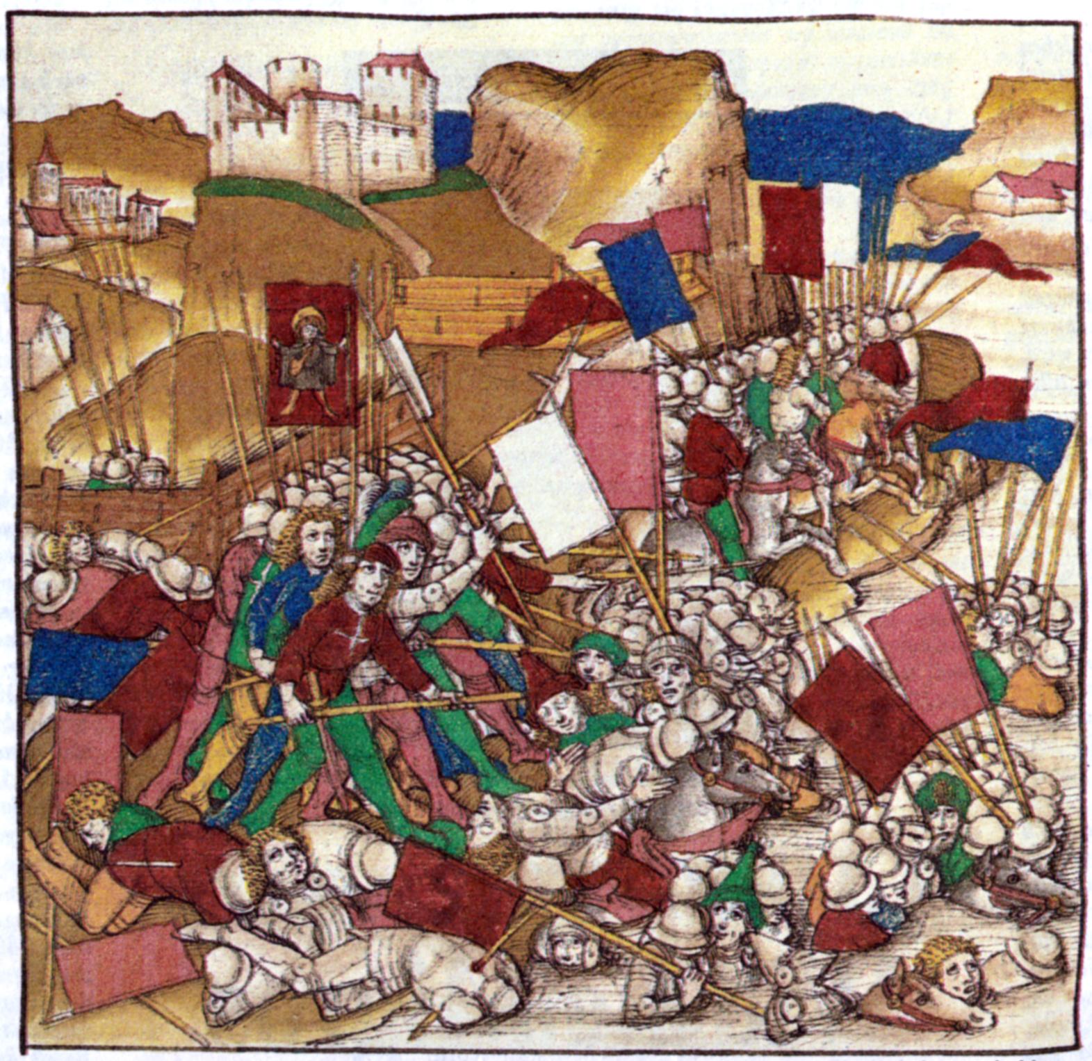 Schlacht bei Naefels