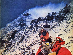 Swiss mountaineer Fritz Luchsinger made the first ascent of Lhotse
