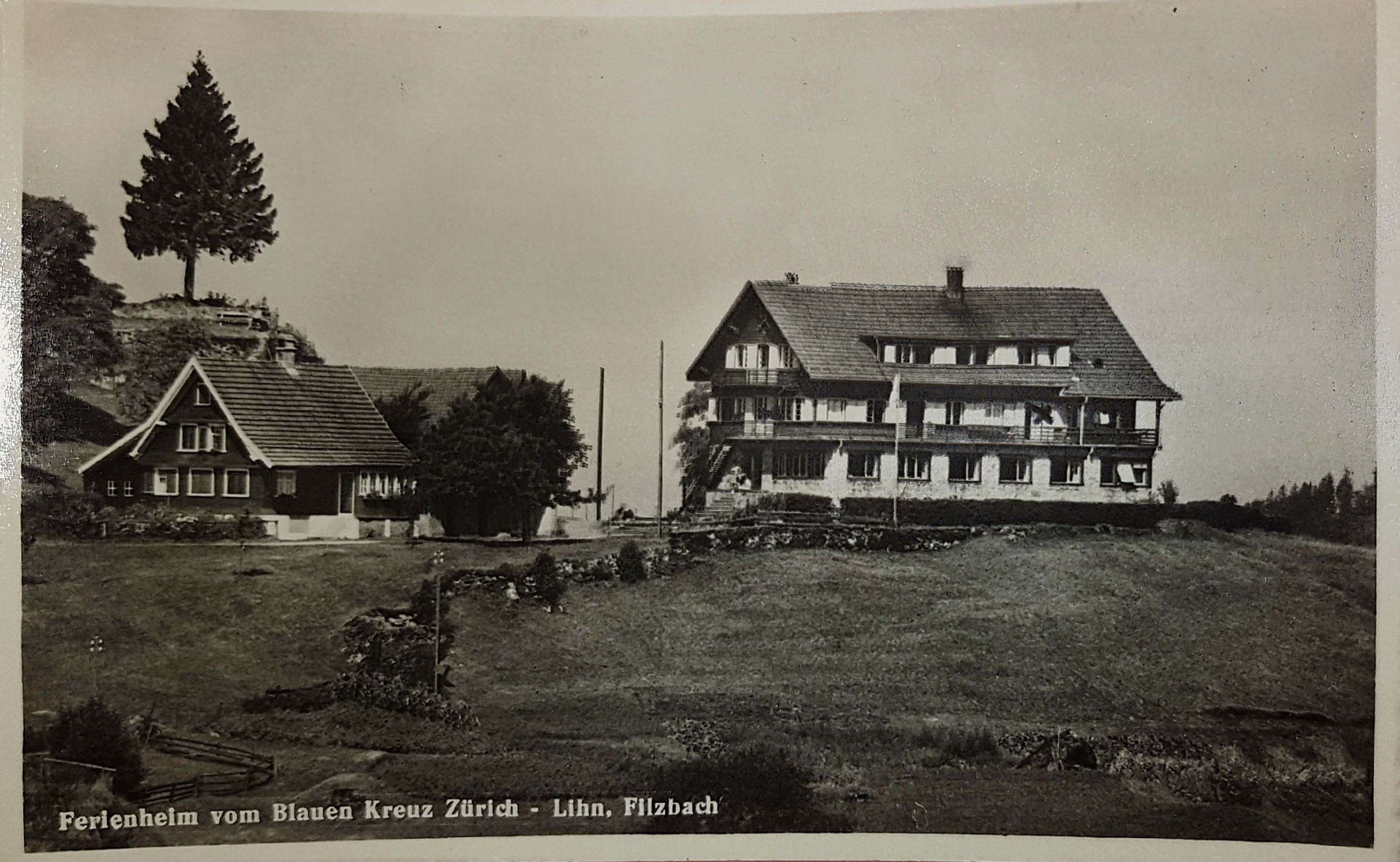 Filzbach Linn Blue Cross Hotel