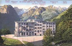 Braunwald Grandhotel ca. 1900