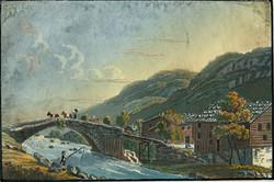 Rueti 1820 Aquatinta Trachsler