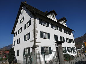 Haus an der Letz (Idaheim)