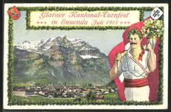 Ennenda Cantonal Gymnastic Event 1911