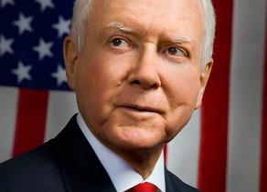Senator Orrin G. Hatch of Utah is in fact a Glarner-American