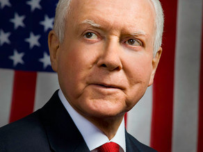 Senator Orrin G. Hatch of Utah is in fact a Glarner-American