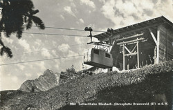 Diesbach Cable Car Ohrenplatte