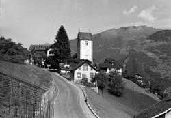Obstalden Church about 1970