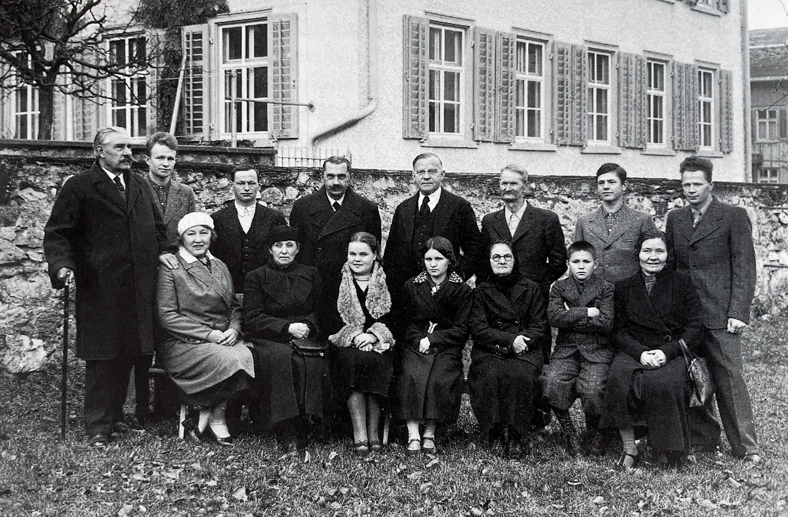 Russland Glarner aus Netstal 1939
