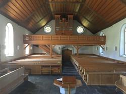 Church of Matt Pipe Organ 2016