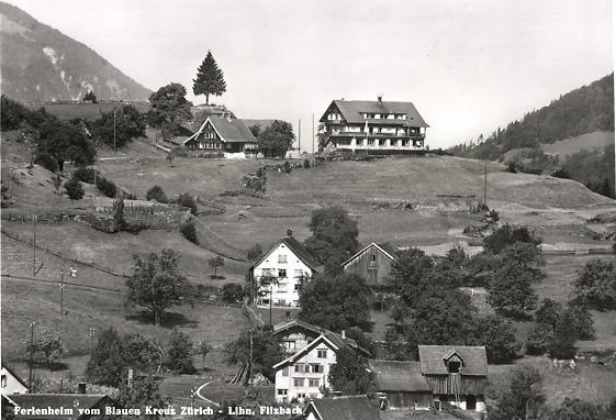 Filzbach Hotel Blaues Kreuz