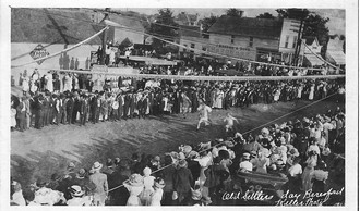 Old Settlers Day Beresford ca 1910 - 191