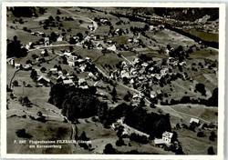 Filzbach Bird View about 1950