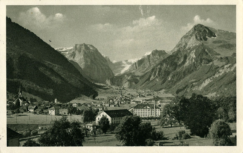 Linthal about 1920