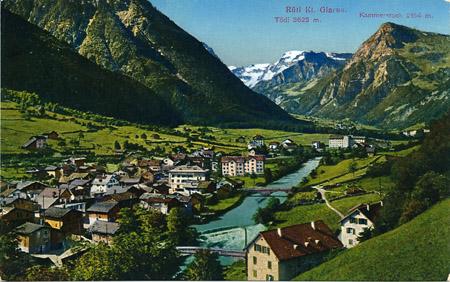Rüti about 1910